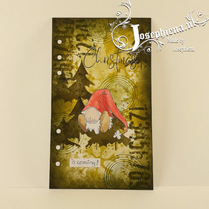 Art journal: Christmas